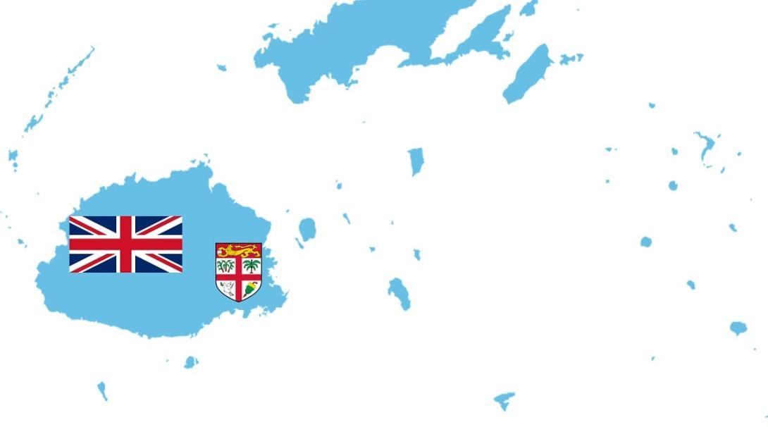 フィジー最大の諸島ビティレブ島